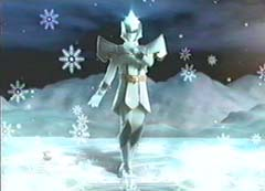 Udonna - The White Mystic Force Power RangerWhite Mystic Ranger